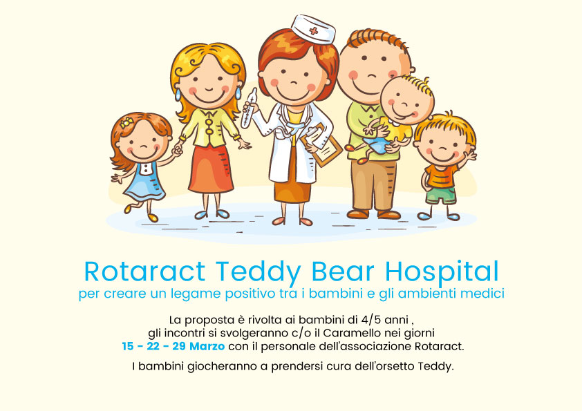 rotaract teddybear