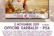 I sogni di Jo: Camminare per la vita, a Officine Garibaldi