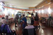 Una festa a tema Halloween per i bambini del SuperAbile e i nonni di Villa Isabella