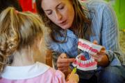 Sistema Centri Dentali Cascina per la prevenzione nei servizi educativi Paim!