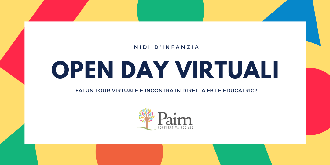 OPEN DAY VIRTUALI